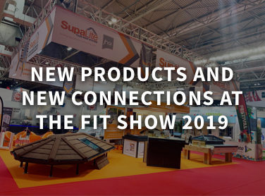 New products and new connections at the FIT Show 2019