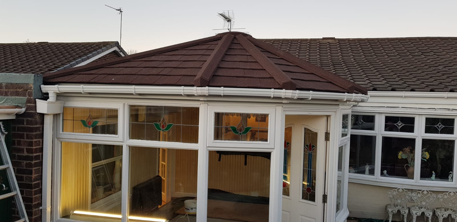 Enhance Conservatories Supalite Tiled Roof Systems