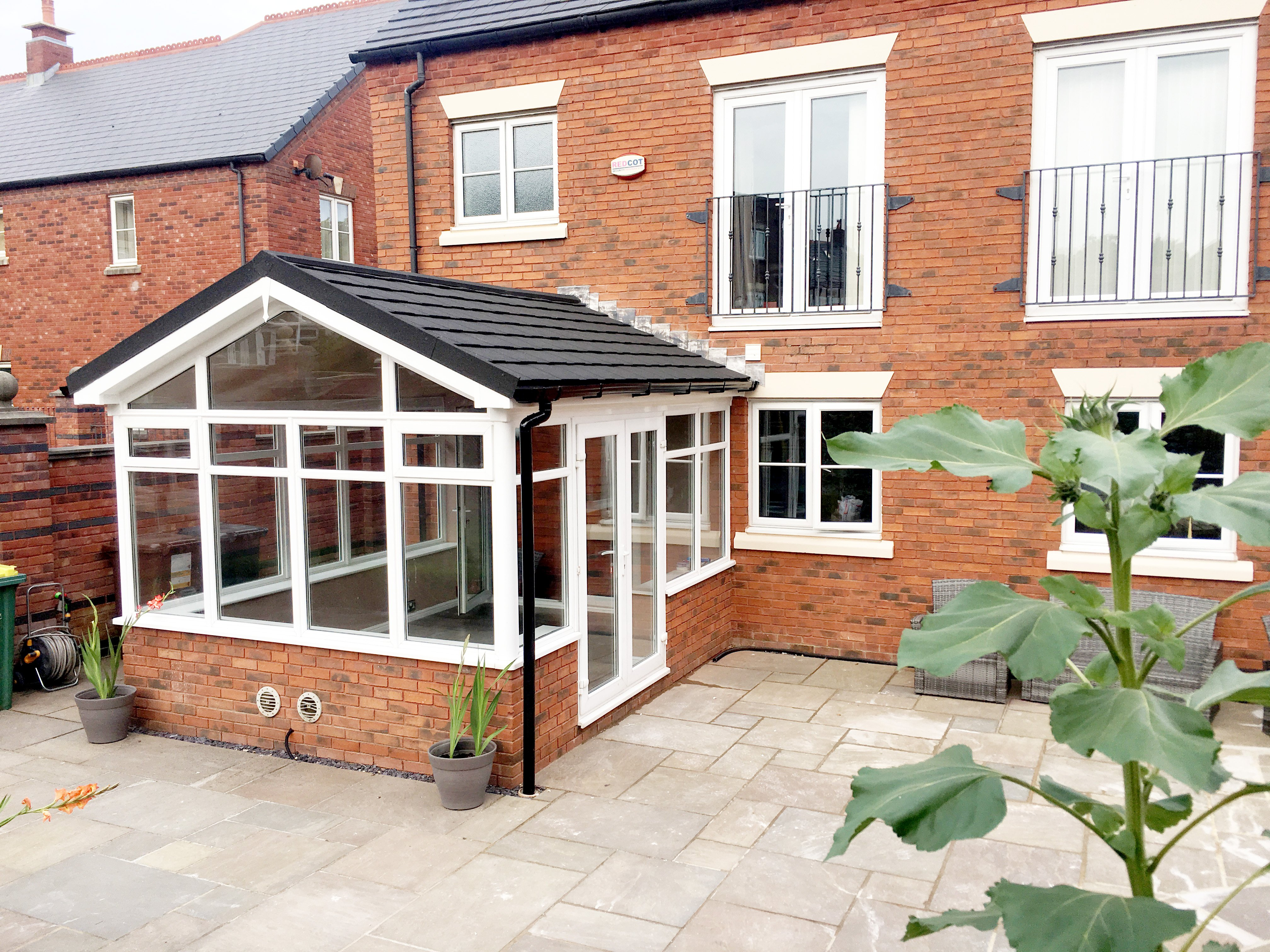 SupaLite Tiled Conservatory Roof Systems