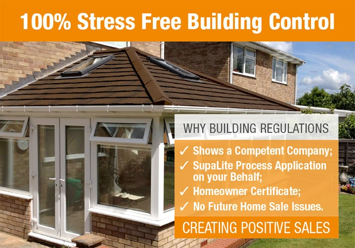Conservatory Roof Building Regulations