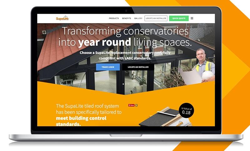 New look SupaLite website