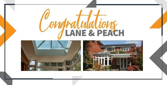Lane & Peach - September Installer of the Month