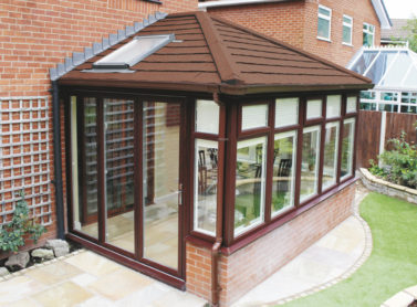 Danger of Conservatory Clad Overs