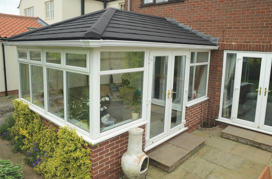 Conservatory Roof Conversion >> Supalite Tiled Conservatory Roof Systems