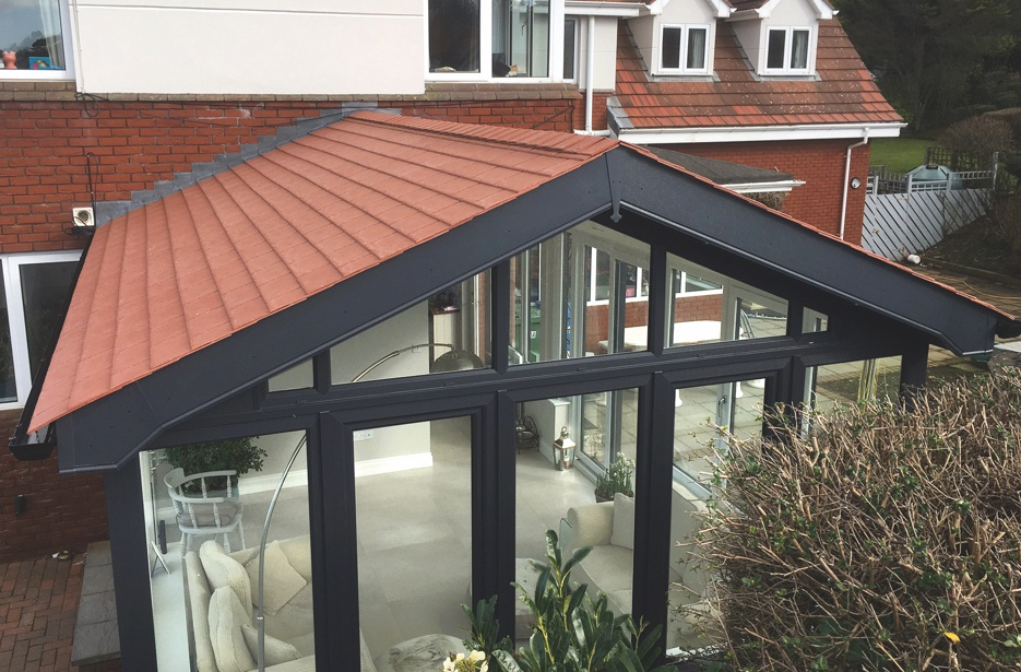 Conservatory Roof Conversion >> Conservatory Roof Conversion Supalite Tiled Roof Systems