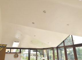 interior, roof